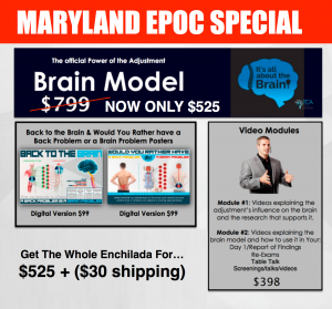 Maryland-EPOC SPECIAL